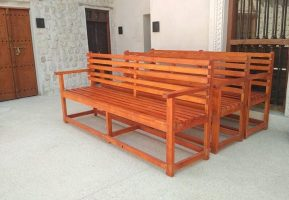 Wooden Furniture for Al Naboodah Museum