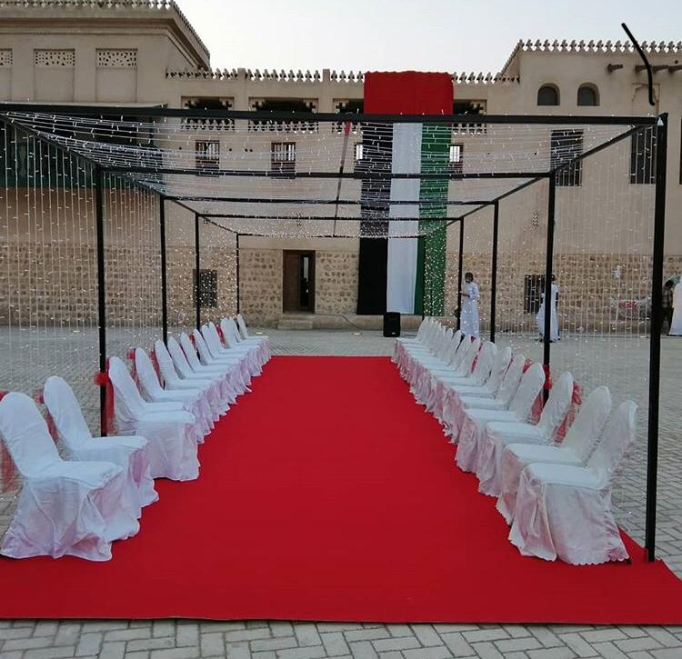 National Day Event at Al Hisn Museum
